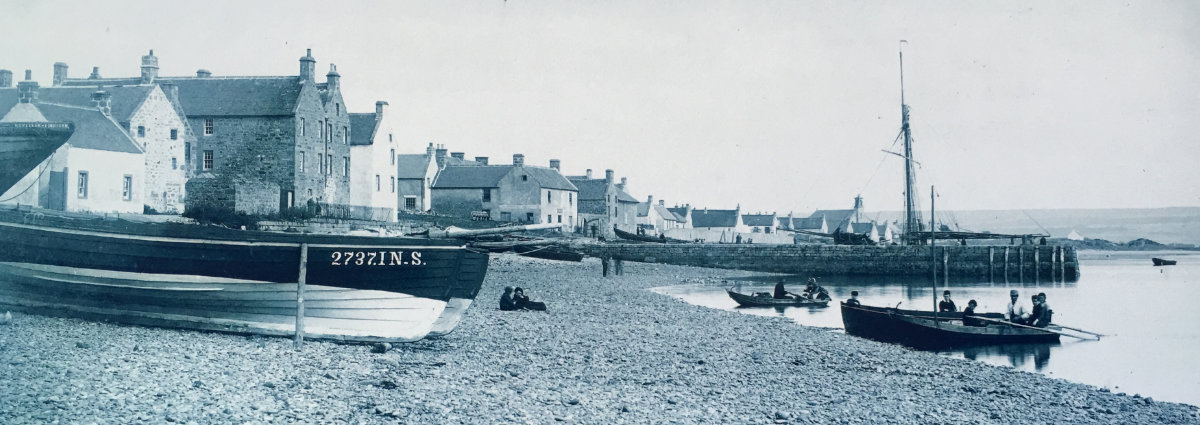 Old Findhorn Harbour